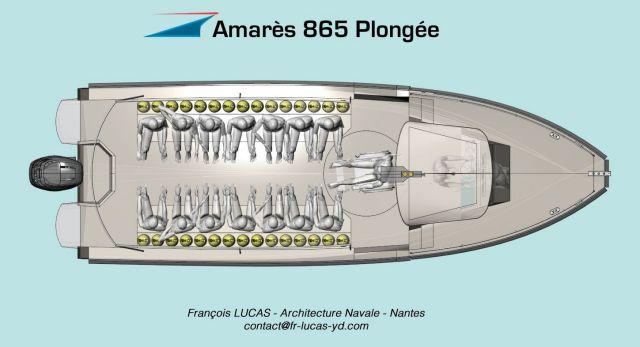 Amarès 865