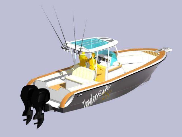 TenderFish 28''
